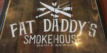 Fat Daddys Smokehouse in Kihea