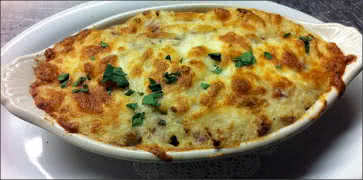 Lamb Shepherds Pie