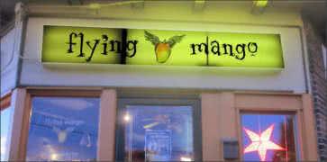 Flying Mango in Des Moines