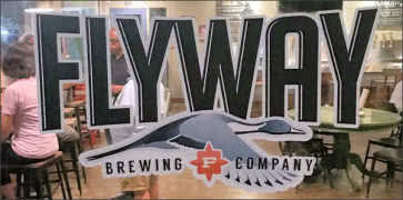 Flyway Brewing in North Little Rock
