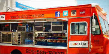 Food Fix Truck in Modesto