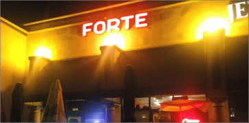 Forte European Tapas Bar and Grill in Las Vegas