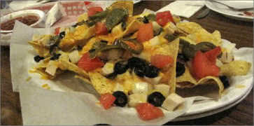 Loaded Nachos Appetizer