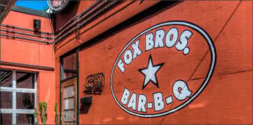 Fox Bros Bar-B-Q in Atlanta