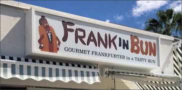 Frankinbun in Palm Springs