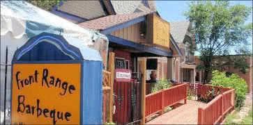 Front Range Barbeque in Colorado Springs