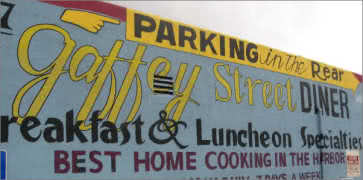 Gaffey Street Diner in San Pedro