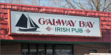 Galway Bay Irish Pub in Annapolis