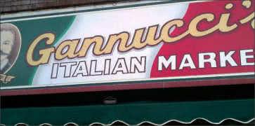 Gannuccis Italian Market in Duluth