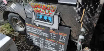 Garbos Grill Food Truck in Key West