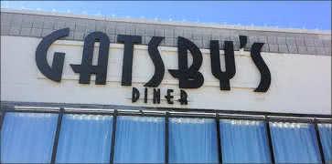 Gatsbys Diner in Sacramento