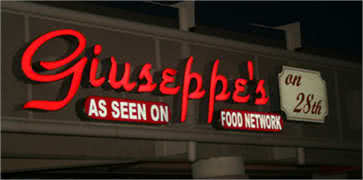 Giuseppes on 28th in Phoenix