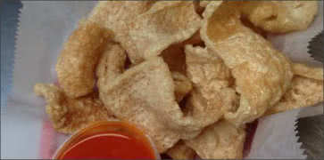 Fresh Fried Pork Rinds