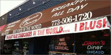 Glenns Diner in Chicago