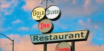 Gold N Silver Inn Restaurant in Reno