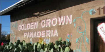 Golden Crown Panaderia in Albuquerque