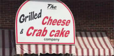 Grilled Cheese and Crab Cake Co in Somers Point