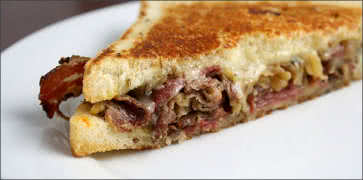 Grilled Cheeserie Food