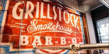 Grillstock Bar-B-Q Smokehouse in London