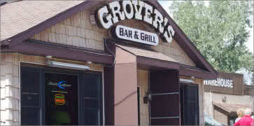 Grovers Bar and Grill in East Amherst