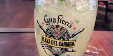 Guy Fieris Playa del Carmen Kitchen + Bar in Cancun