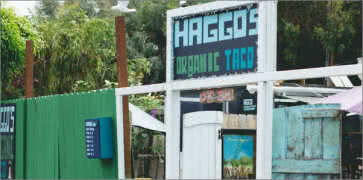 Haggos Organic Taco