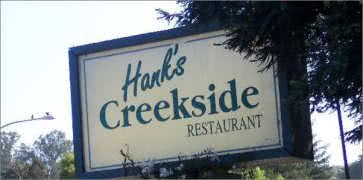 Hanks Creekside Restaurant in Santa Rosa