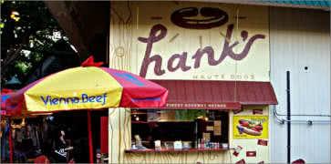 Hanks Haute Dogs in Honolulu