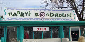 Harrys Roadhouse in Santa Fe