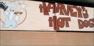 Harveys Hot Dogs II in Portsmouth
