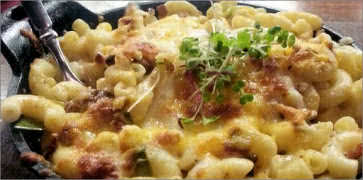 Skiller Lobster Mac and Cheese
