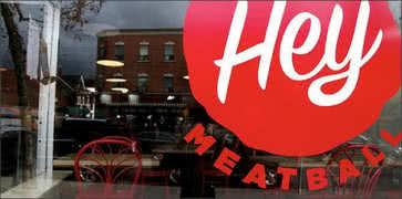 Hey Meatball in Toronto