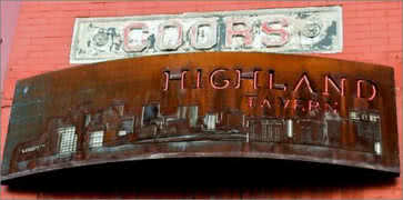 Highland Tavern in Denver