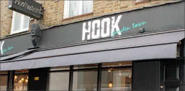 Hook in London