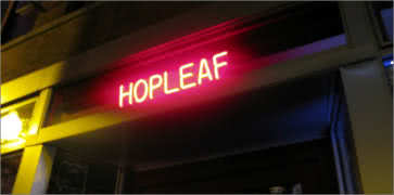 Hopleaf Bar in Chicago