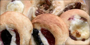 Hruskas Kolaches Food