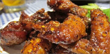 Ikes Vietnamese Fish Sauce Wings