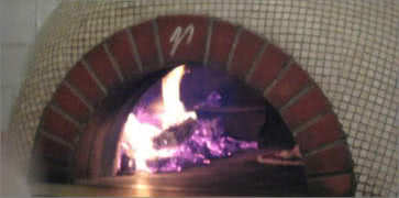 Gusta Wood Burning Pizza Oven