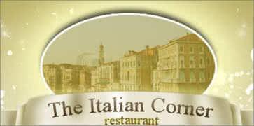 The Italian Corner Restaurant in East Providence