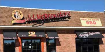 JJ McBrewsters in Lexington