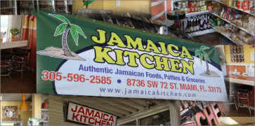 Jamaica Kitchen