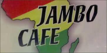 Jambo Cafe in Santa Fe