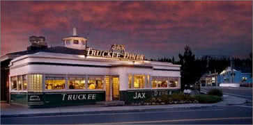 Jax Diner in Truckee