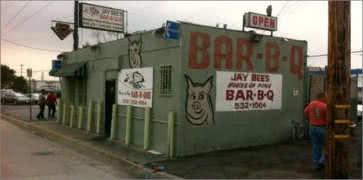 Jay Bees House of Fine Bar-B-Que in Gardena