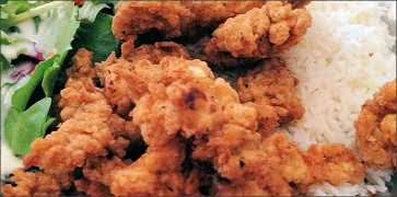 Alligator Nuggets