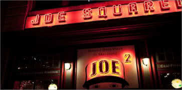 Joe Squared Pizza in Baltimore