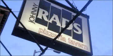 Johnny Rads Pizzeria Tavern in Baltimore