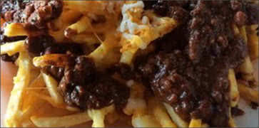 Chili Cheese Stick Fries