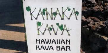 Kanaka Kava in Kailua-Kona