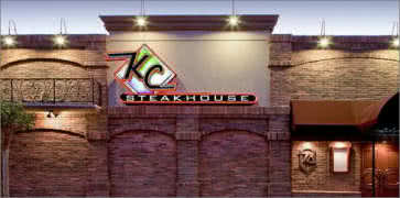 KCs Steak House in Bakersfield